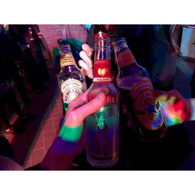 乾杯#バーバリーブルーレーベル#ブルーレーベル#バーバリー#bluelabel #burberrybluelabel #トレンチ#チェック #miharayasuhiro  #ブルーレーベルクレストブリッジ#クレストブリッジ