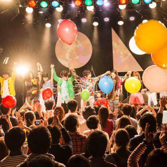 blogを更新しました♡http://ellegirl.jp/blogs/izumi/2015/03/live-1日目!/『Live 1日目!』#ellegirl #blog #sugarscampaign #live