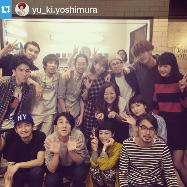 #Repost @yu_ki.yoshimura with @repostapp.・・・いづみんいつもありがとうーねー!@izuuumixxx @ykymzk @door_daikanyama @tanskmThank you...