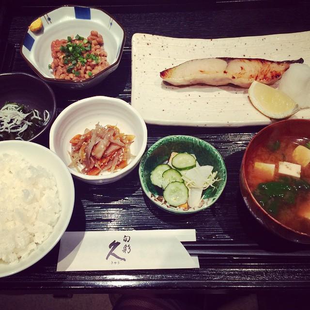 和食がだいすき♡♡♡#和食 #lunch