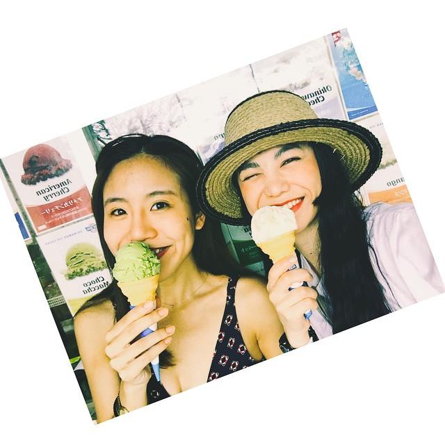 @manachobi0615 ちゃんはピスタチオ #ellegirl_clubmed #ellegirlcurator #クラブメッド#coppertone#rayban#ishigaki #okinawa#holiday#clubmed#trip#石垣島#沖縄#japan #ellelovesokinawa #island #tropical @ellejapan @ellegirl_jp