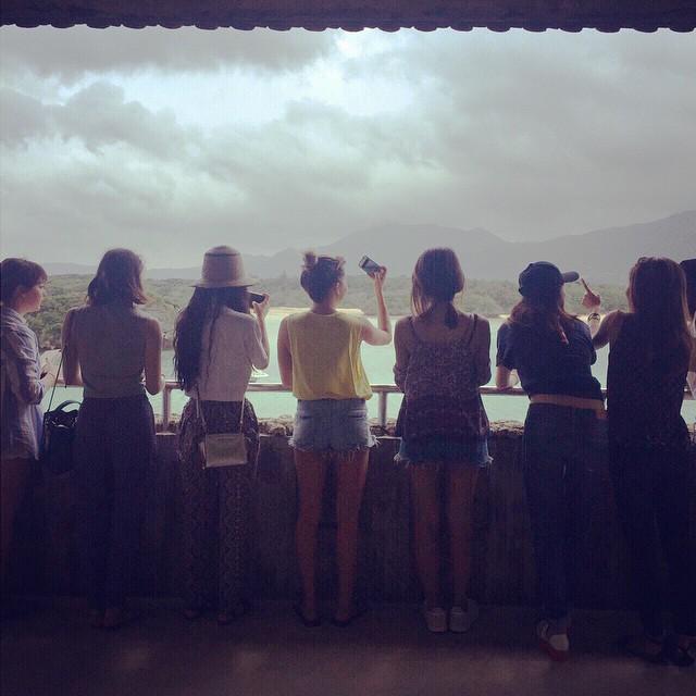 川平湾展望台から見る海はもうハワイ!! #ellegirl_clubmed #ellegirlcurator #クラブメッド#ishigaki #okinawa#holiday#clubmed#trip#石垣島#沖縄#japan #ellelovesokinawa #island #tropical @ellejapan @ellegirl_jp