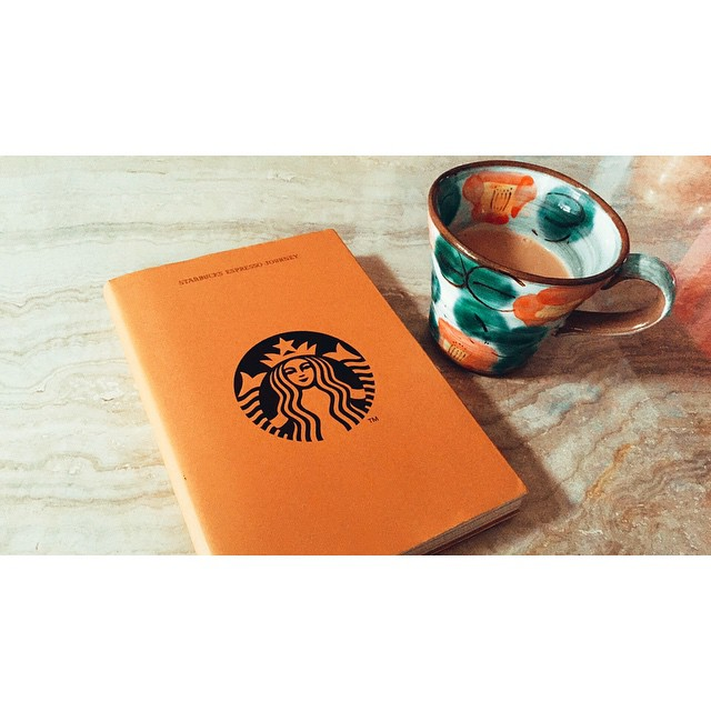 #book #tea