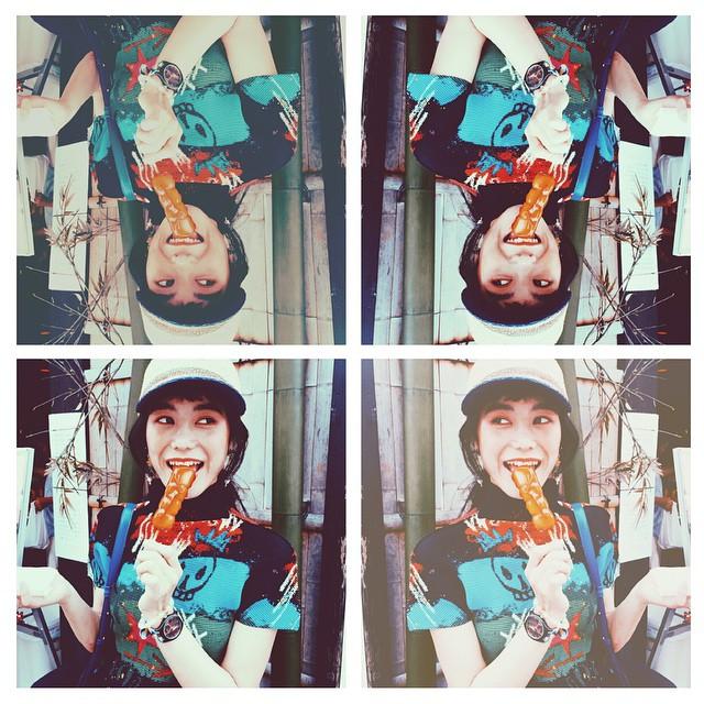 今日もいろんな方に会えてHappyな1日だったなぁ#fashion #izumi #isseymiyake #watch #NIXON #happy