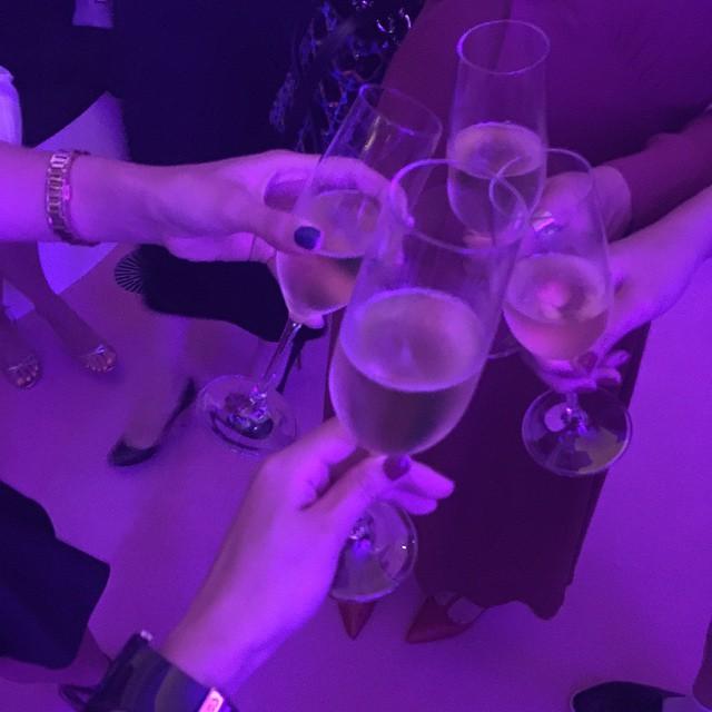 after party.#elle #ellegirl #diortokyo #diorellejp