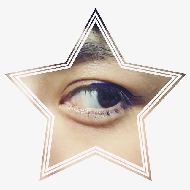 試しライン︎︎@dior #dior #makeup #make #eye