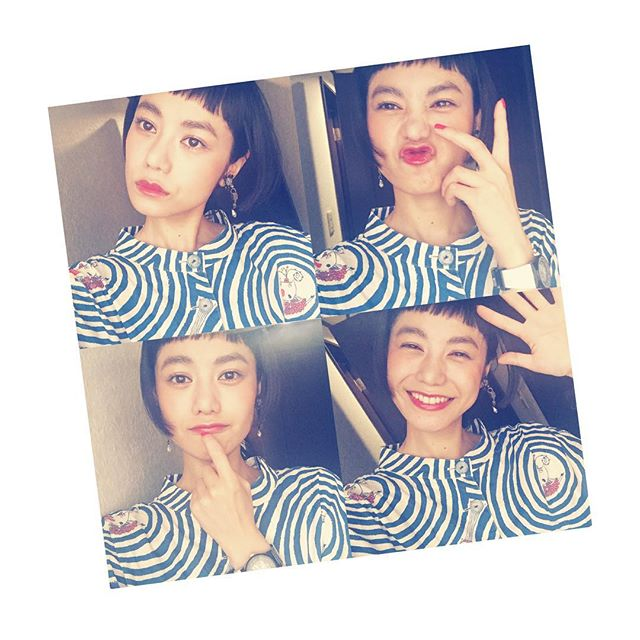 Good night...️♡ #IZUMIsfashion #gn #hair #fashion#alberobello #love #blue #red