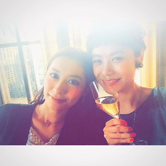 blog更新〜( ´ ▽ ` )ノ♡http://ellegirl.jp/blogs/izumi/2015/07/bvlgari-wedding-party-〜dinner編〜/#ellegirl #online から#bulgaribridal #BVLGARI #party #blog