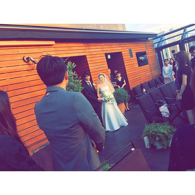 ブルガリウエディングパーティパーティでは,模擬結婚式が #bulgaribridal #party #BVLGARI #Wedding #ring