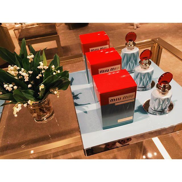 11月4日(水) 発売予定30ml ¥7,80050ml ¥10,400100ml ¥15,000@miumiu #MIUMIUPARFUM #miumiu#perfume #ginza #fragrance