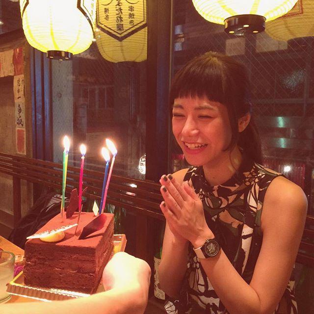 blogを更新しました!♡http://ellegirl.jp/blogs/izumi/2015/08/sincerely-thank-you/#ellegirl #blog #birthday #love #Thankyou