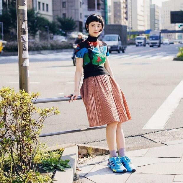 #fashion #adidasOriginals #adidas#ZXFLUX @adidasoriginals @drop_tokyo