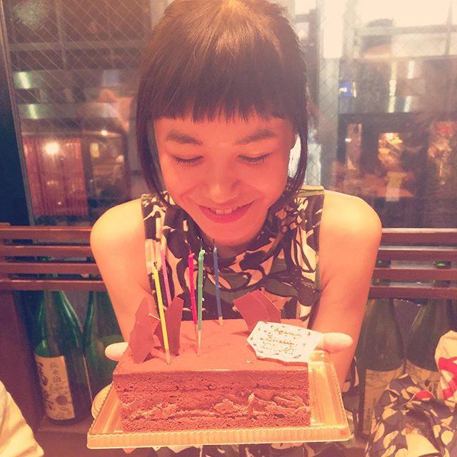 もー幸せ!!!#birthday #Happy #love