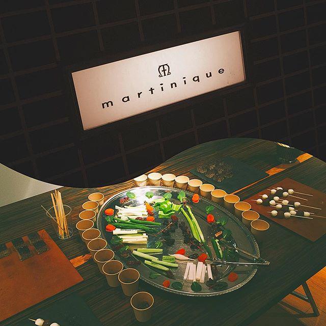 マルティニーク丸の内リニューアルオープンパーティー@ellegirl_jp #martinique #open #shop #fashion