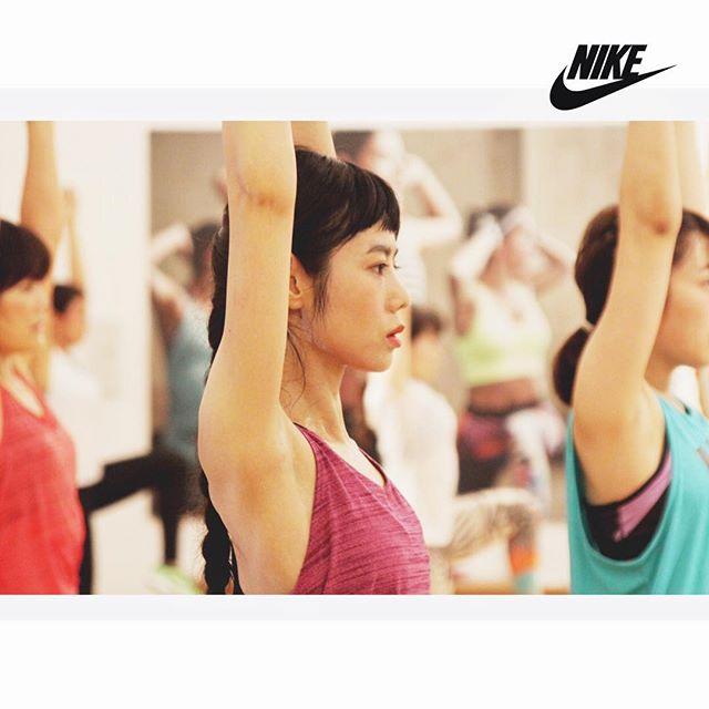 @nikewomen #JUSTDOIT #NTCTOKYO #nike #sports #izumi