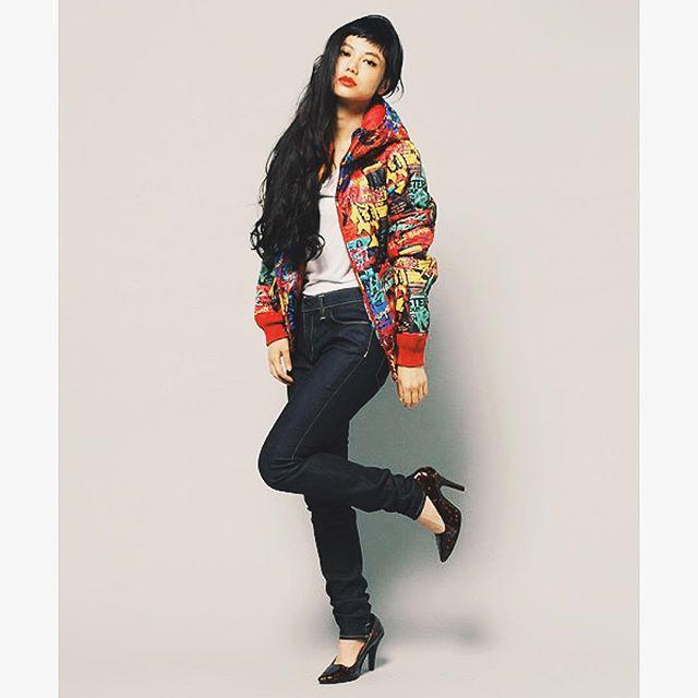 Hysteric Glamour. #hystericglamour#fashion #coordinate #fall#winter #rock#girl