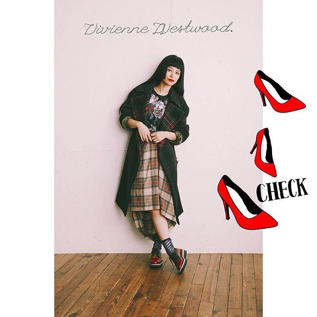 ELLEgirl11月号が発売になったね〜今月も読み応えたっぷりすぎたなぁまたゆっくり読もーっとその中で、私もVivienne Westwoodのタイアップページでスタイリング兼撮影をさせていただきましたこっちのコーデはELLEgirl onlineバージョン〜!早くアウターが着たいなぁぁ( ´ ▽ ` )ノ#ellegirl#11月号#online#VivienneWestwood#fashion#coordinate#fall #winter