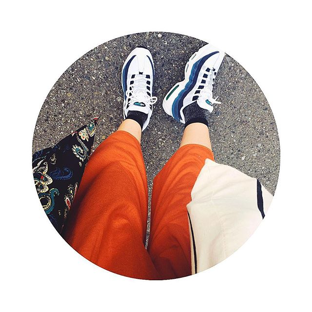 New.♡♡♡ #fashion #ootd #outfit #nike #sneakers #shoes#NTCTOKYO #JUSTDOIT
