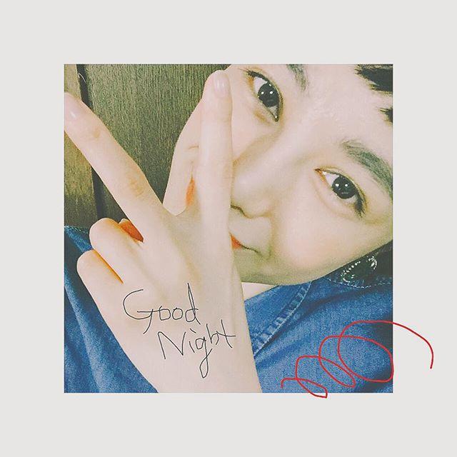 今日から9月がSTART!!!!今日もいい一日でした #goodnight #happy#Thankyou