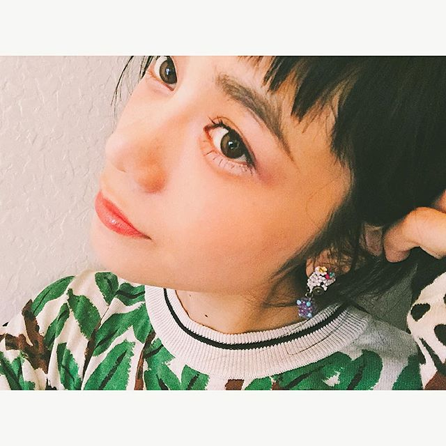 久々のalberobelloのearringでした️ #fashion#earring#alberobello#fw#ACCE