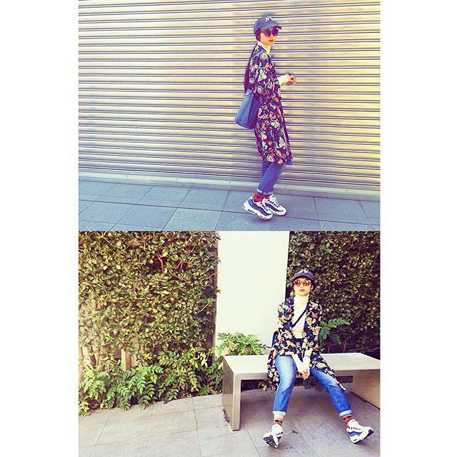 WEAR更新( ´ ▽ ` )ノ最近もっぱらナイキのスニーカー︎とG-STAR-RAWのdenimばかり♡@gstarrawjapan 同じアイテムが手に入るチャンスがあるかも!? #wear更新 #IZUMIsfashion #gstarrawjapan #denim#nike#snap#ootd#outfit#topshop#lv