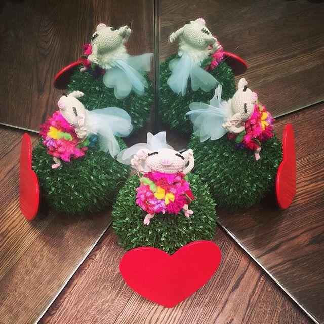 私の大好きなブランド、ALBEROBELLOの姉妹店FouFouiLLE(フフイユ)のリニューアルオープンレセプションへ♡店内のブタちゃん可愛い〜 #ALBEROBELLO#FouFouiLLE#party#fashion#omotesando