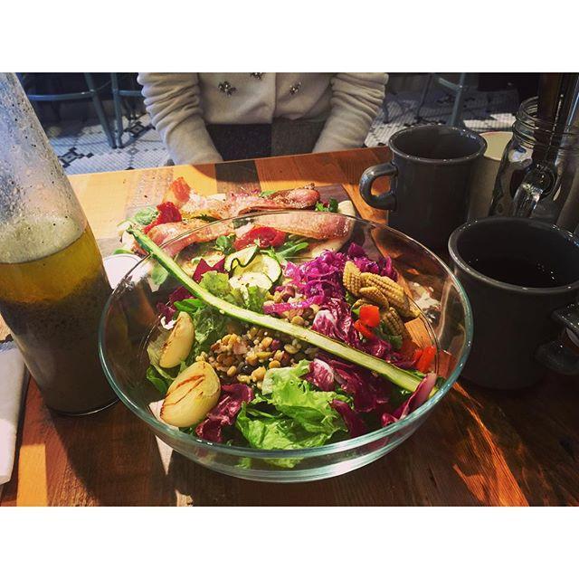 ...#lunch#salad#cafe