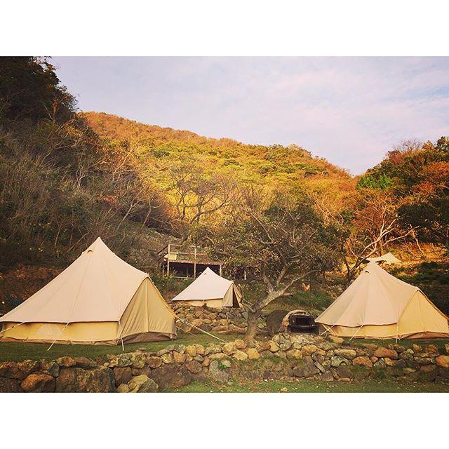 グランピング️アクアヴィレッジは予約がなかなか取れないほどの大人気スポット。日本にもこんな素敵な場所が...#ellegirlcamp #アクアヴィレッジ#伊豆