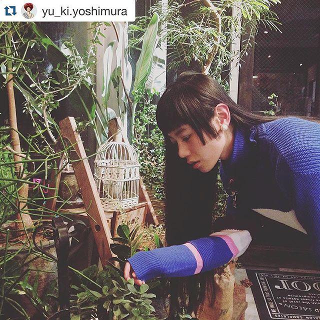 ありがとうございます#Repost @yu_ki.yoshimura with @repostapp.・・・師走。いづみんのサイドの部分増やしてみた。長さも5㎝cut。@izuuumixxx#thankyouforthisyear