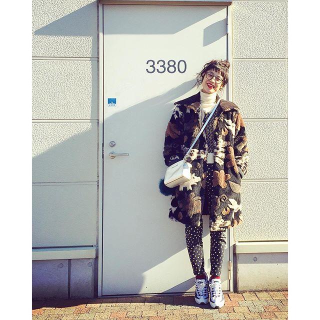 WEARもいつの間にか約22万人の方が見てくれていて、本当に信じられないけど、WEARISTAをやらせていただけたこと、本当に感謝してます!今年もたくさん自由で大好きなファッション発信していきますー!WEARも是非見てね.♡...#IZUMIsfashion #fashion#coordinate #WEAR#kenzo#nike#japan