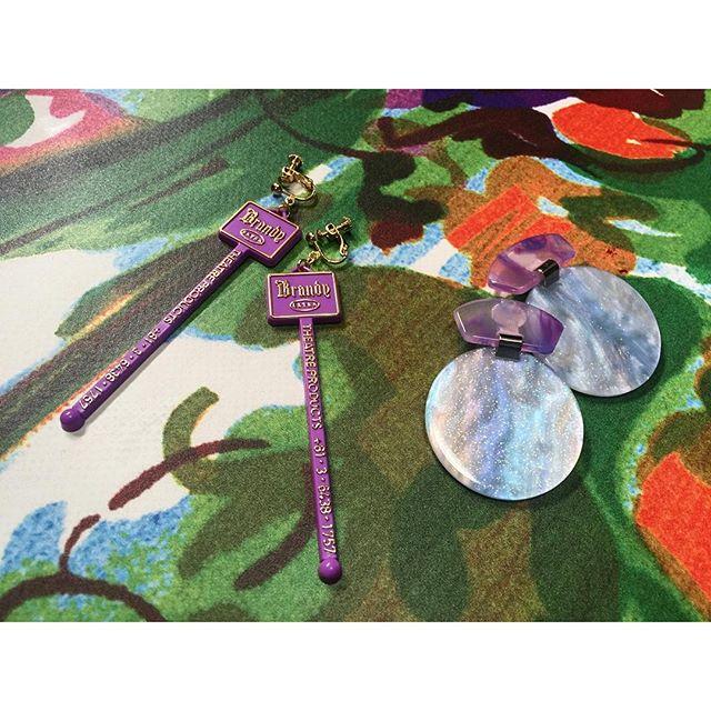 お気に入りのイヤリングたち。♡...#IZUMIsfashion #accessories #earring
