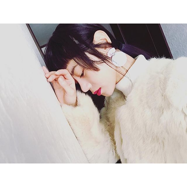 #IZUMIsfashion #ootd#outfit #hair#make#white#WEAR