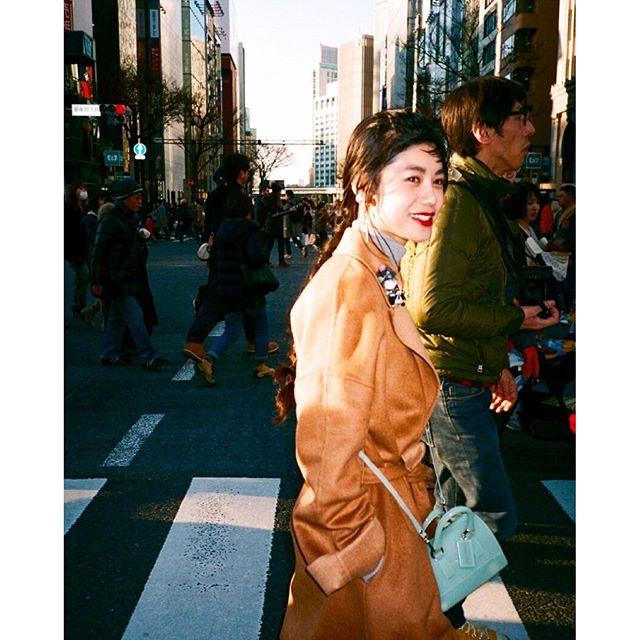 #IZUMIsfashion#ginza#japan#tokyo#fashion #photo@tada.dairei