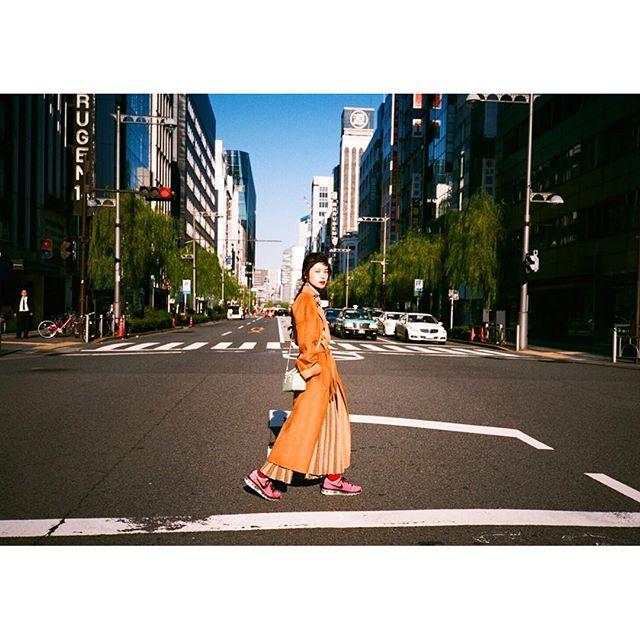 #IZUMIsfashion#ginza#私服#photo#snap#zara#nikewomen #japan#tokyo