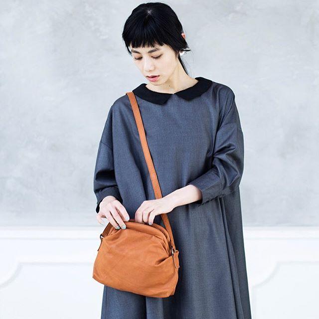 ナチュラル。...#リンネル#ナチュラン#ナチュラル#fashion #bag#spring