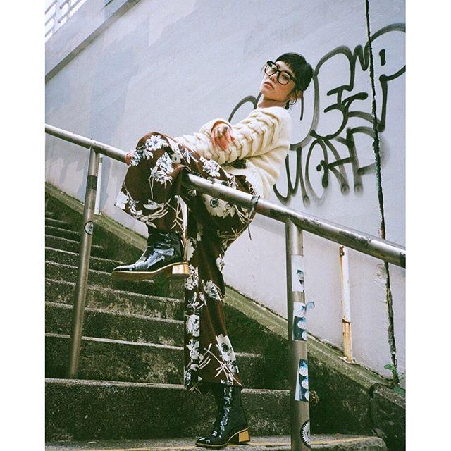 #IZUMIsfashion #shoot #fashion #photo @tada.dairei