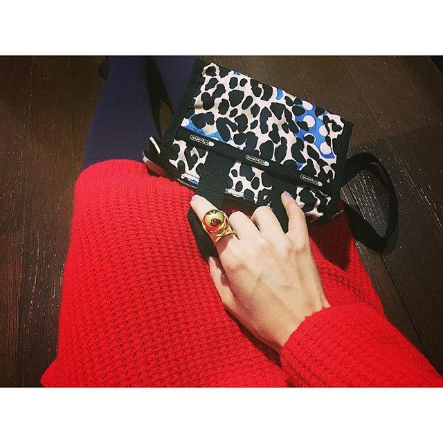 え!ミニバッグ可愛すぎ!♡愛用します@lesportsac ...#lesportsac #レスポナイト #ALLNEWALLNOW #bag#gift#thankyou#IZUMIsfashion
