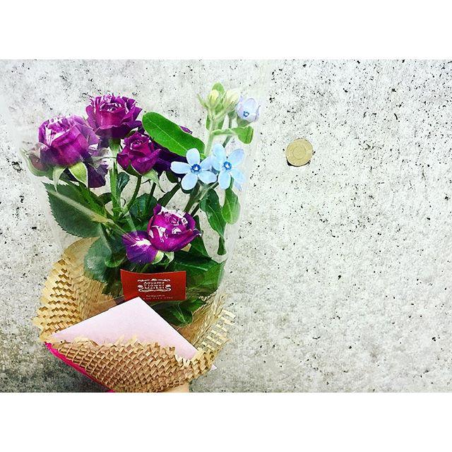 happy birthday.@yu_ki.yoshimura_door .@door_daikanyama ︎...#flower#happybirthday #spring