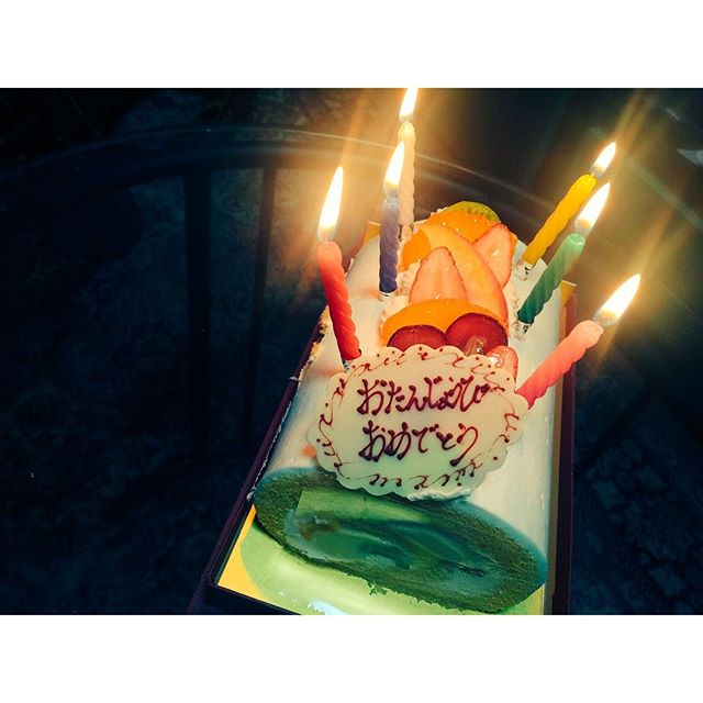 Happy birthday my father.いつもありがとう...#birthday#happy#thankyou