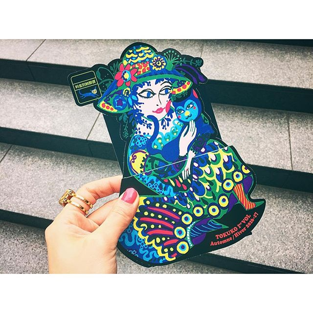show.♡...#fashion #show#201617aw #tokuko