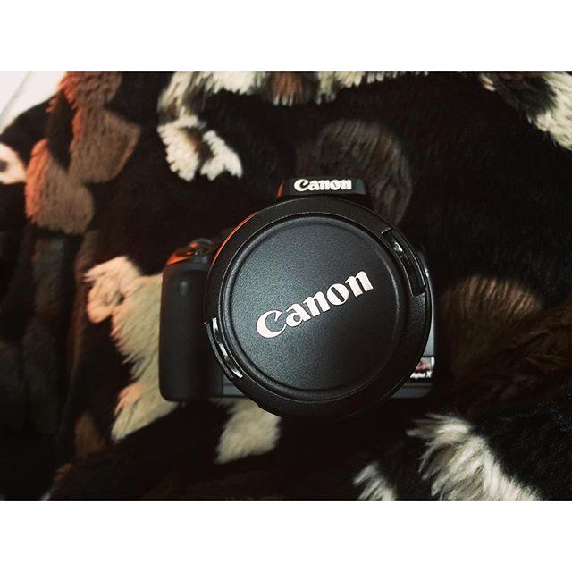 中古で出逢えたcameraさん。...#photo#my#camera#canon