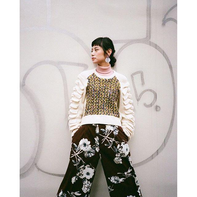 おはよう。昨日からの撮影も無事終わり!おやすみ。...#IZUMIsfashion #fashion #shoot #snap#photo @tada.dairei