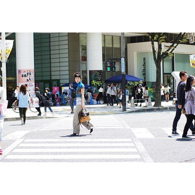 てくてく@theatre_products 、、、#シアタープロダクツの名古屋散歩