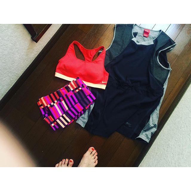Today's wear.︎、、、#nikewomen
