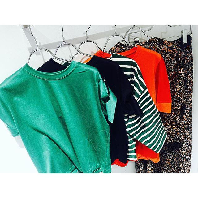 試着させてもらった可愛い洋服達.@honeycombmode 、、、#honeycombmode #fashion #beauty #summer#池袋 #西武 #shopping