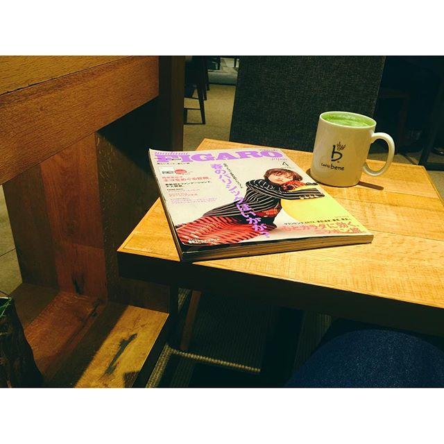 .#cafe #magazine