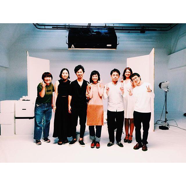 @ellegirl_jp × @shuuemura_jp 最高のチームでした!!!📸またご一緒したい!あ〜ありがたや〜#shooting #ellegirl #shuuemura