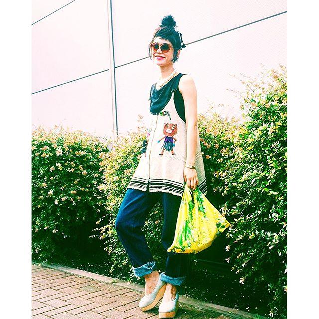 .ずっとずっとだいすきなアルベロベロ。いつ着ても新鮮に着られるからすき。♡#izumisfashion #coordinate #ootd #outfit #japan #alberobello #cry #WEAR更新