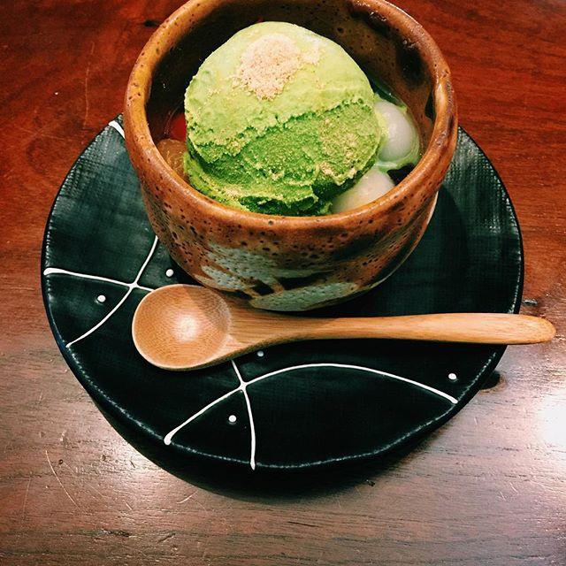 #greentea #sweets