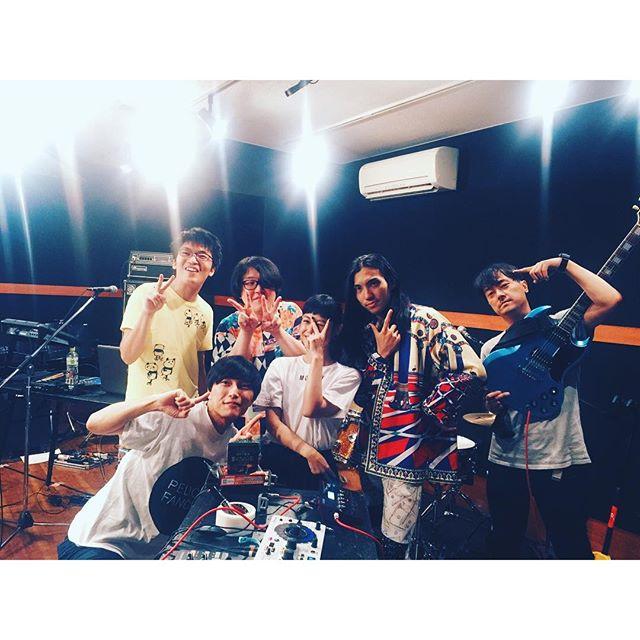 .リハ!やっぱり生バンドは最強だ!♡明日は大阪!楽しみにしててね〜#sugarscampaign #live